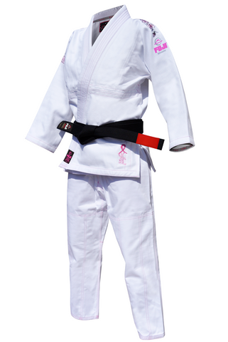 Fuji - Youth Gi Pink Blossom, BJJ Gi (Youth) - BuyGis.com