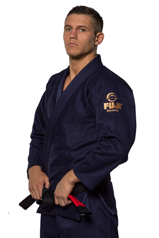 Fuji - All Around BJJ Gi (Navy), BJJ Gi (Mens) - BuyGis.com