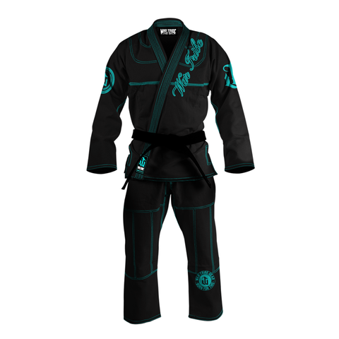War Tribe - Ladies Gi (Black), BJJ Gi (Womens) - BuyGis.com