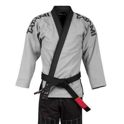 Tatami - Inverted Collection Grey & Black, BJJ Gi (Mens) - BuyGis.com