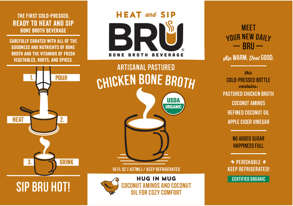 The BRU Flavor Diaries: How Bone Broth Is A Warm Hug In A Mug