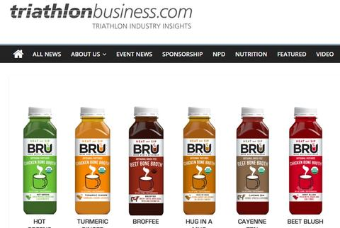 Close to the bone: BRU Broth selects SMACK! Media for marketing and PR