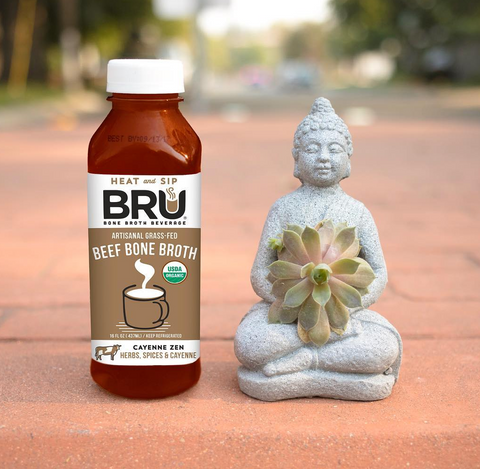 Mindful Eating with Bone Broth