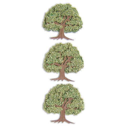 JOLEE'S BY YOU: Dimensional Stickers (Trees)