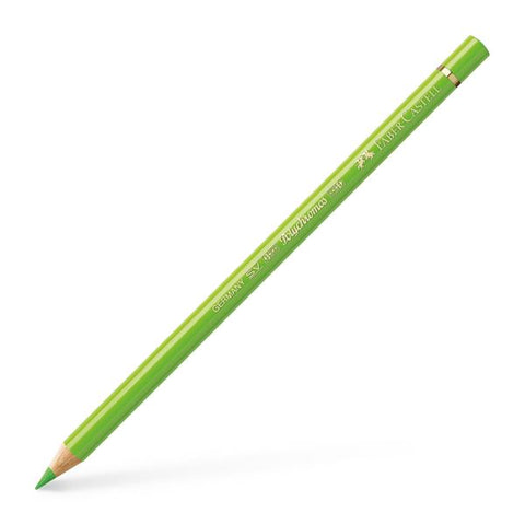 FABER CASTELL: Polychromos Colored Pencil (Light Green)