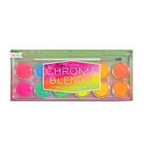 OOLY: Chroma Blends Watercolors | Neon | 6 Count