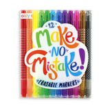 OOLY: Markers | Make No Mistake | 12 Count