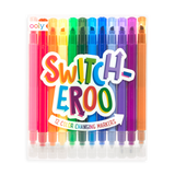 OOLY: Markers | Switch-eroo | 12 Count