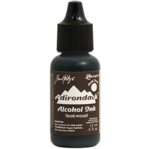 TIM HOLTZ: Alcohol Ink .5oz (Teakwood) (ORMD)