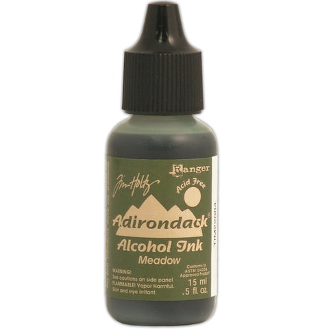 TIM HOLTZ: Alcohol Ink .5oz (Meadow) (ORMD)