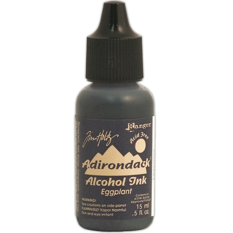 TIM HOLTZ: Alcohol Ink .5oz (Eggplant) (ORMD)
