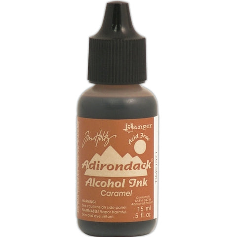 TIM HOLTZ: Alcohol Ink .5oz (Caramel) (ORMD)