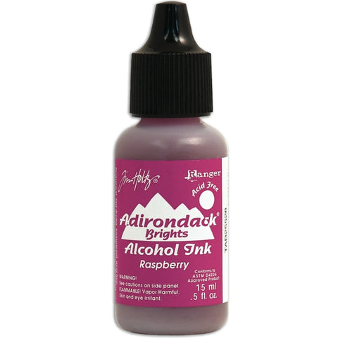TIM HOLTZ: Alcohol Ink .5oz (Raspberry) (ORMD)