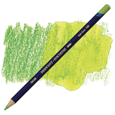 DERWENT: Inktense Pencil (Apple Green 1400)
