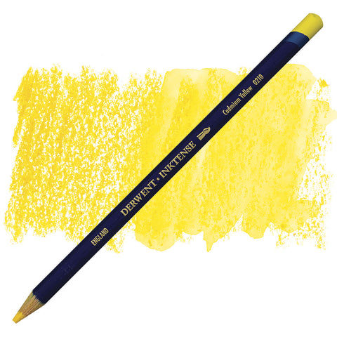 DERWENT: Inktense Pencil (Cadmium Yellow 0210)