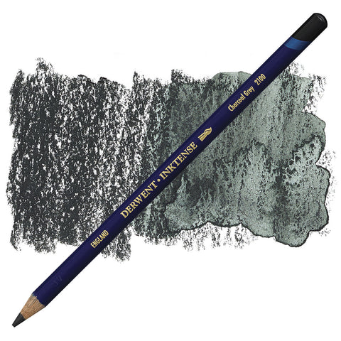 DERWENT: Inktense Pencil (Charcoal Grey 2100)