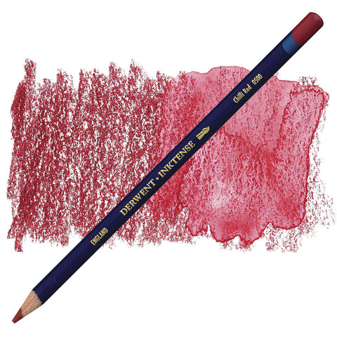 DERWENT: Inktense Pencil (Chili Red 0500)