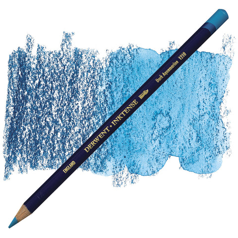 DERWENT: Inktense Pencil (Dark Aquamarine 1210)
