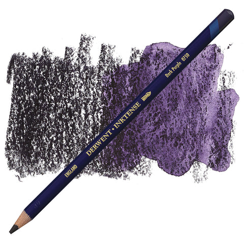 DERWENT: Inktense Pencil (Dark Purple 0750)
