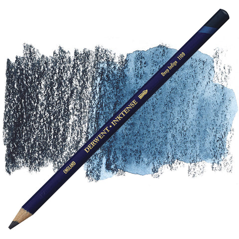 DERWENT: Inktense Pencil (Deep Indigo 1100)