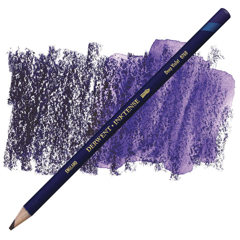 DERWENT: Inktense Pencil (Deep Violet 0760)