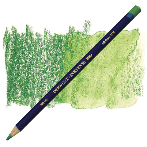 DERWENT: Inktense Pencil (Felt Green 1530)