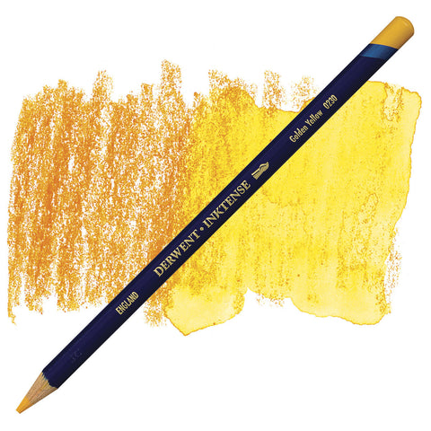 DERWENT: Inktense Pencil (Golden Yellow 0230)