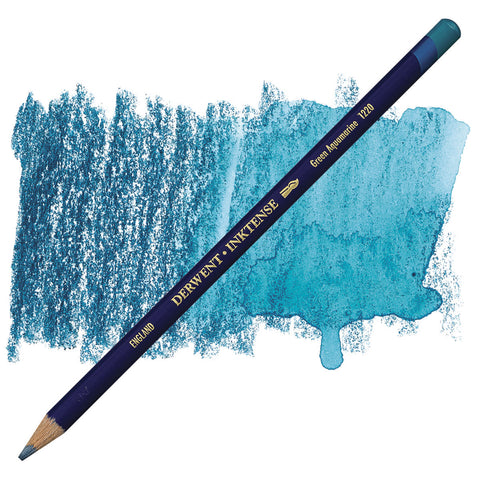 DERWENT: Inktense Pencil (Green Aquamarine 1220)