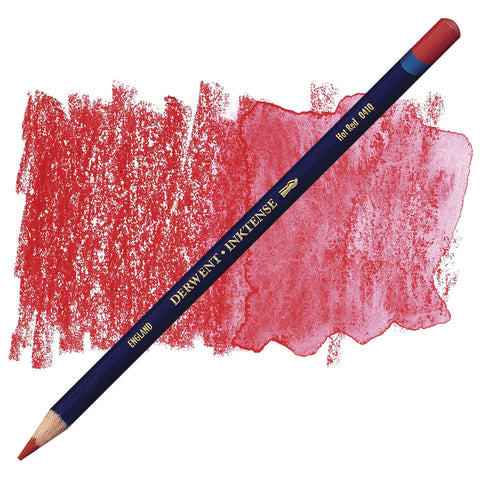 DERWENT: Inktense Pencil (Hot Red 0410)
