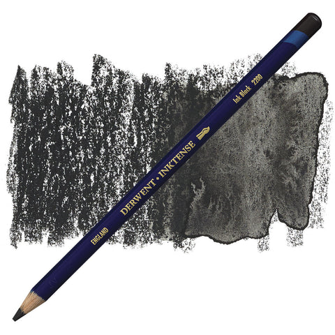 DERWENT: Inktense Pencil (Ink Black 2200)