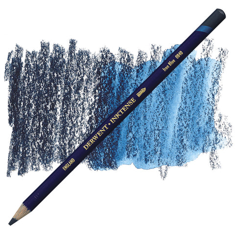 DERWENT: Inktense Pencil (Iron Blue 0840)