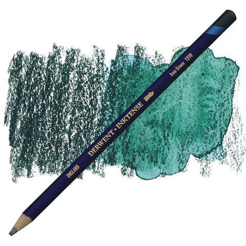DERWENT: Inktense Pencil (Iron Green 1310)