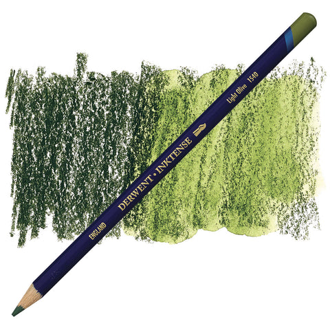 DERWENT: Inktense Pencil (Light Olive 1540)