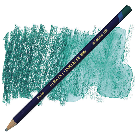 DERWENT: Inktense Pencil (Mallard Green 1230)