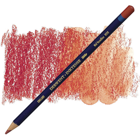DERWENT: Inktense Pencil (Mid Vermillion 0310)