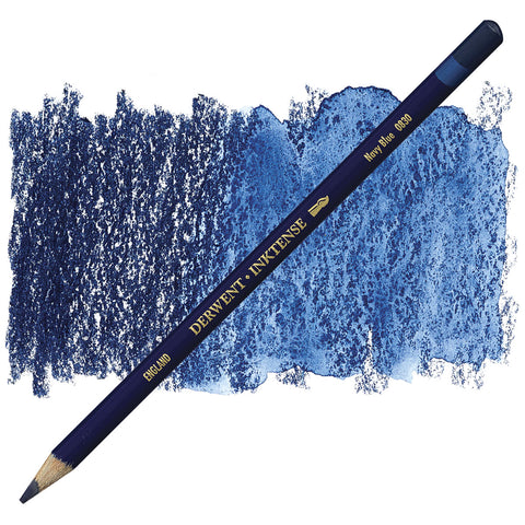 DERWENT: Inktense Pencil (Navy Blue 0830)