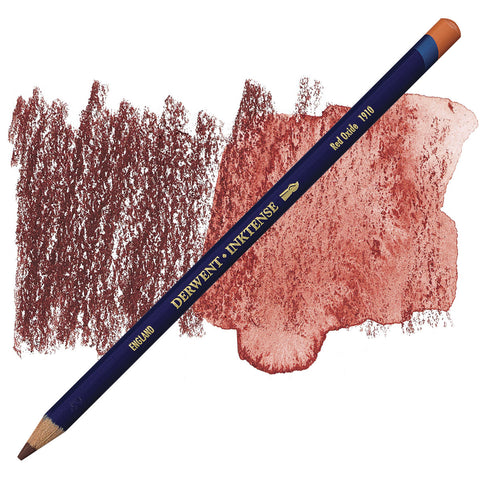 DERWENT: Inktense Pencil (Red Oxide 1910)