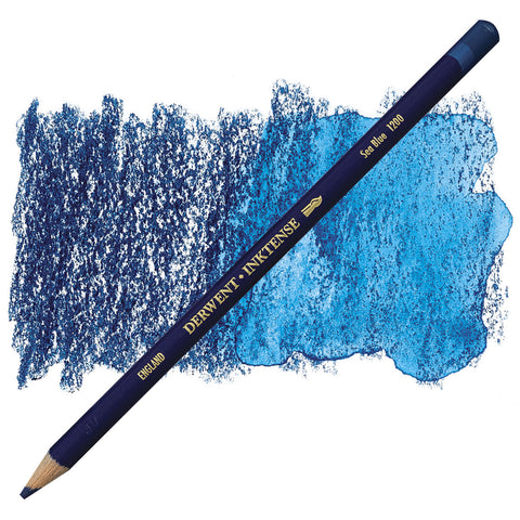 DERWENT: Inktense Pencil (Sea Blue 1200)