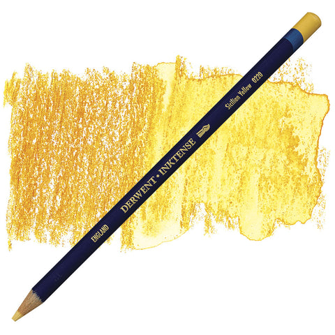 DERWENT: Inktense Pencil (Sicilian Yellow 0220)