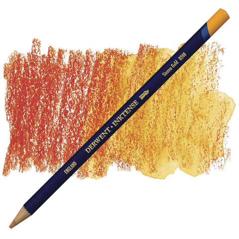 DERWENT: Inktense Pencil (Sienna Gold 0240)