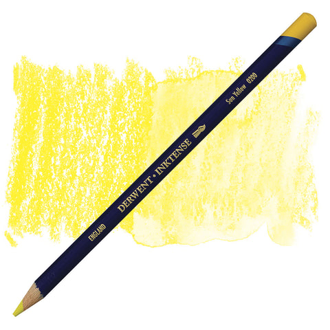 DERWENT: Inktense Pencil (Sun Yellow 0200)