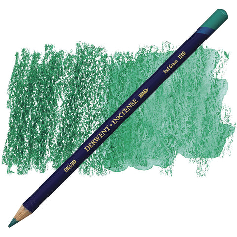 DERWENT: Inktense Pencil (Teal Green 1300)