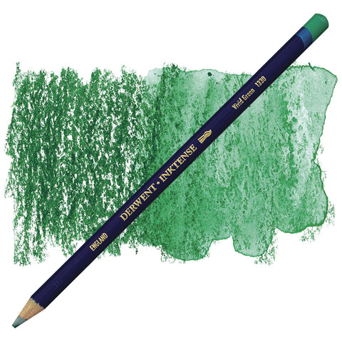 DERWENT: Inktense Pencil (Vivid Green 1330)