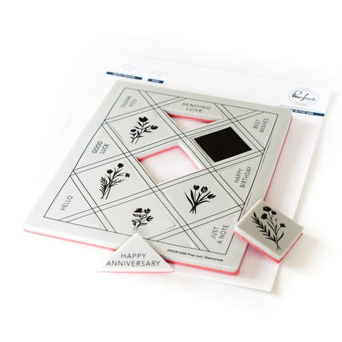 PINKFRESH STUDIO: Pop Out Diamonds | Stamp