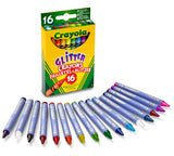 CRAYOLA: Crayons | Glitter | 16 Count