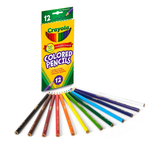 CRAYOLA: Colored Pencils | 12 Count