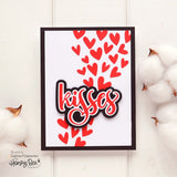 HONEY BEE STAMPS: Kisses | Honey Cuts