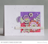 MFT STAMPS: Fun Flowers | Stamp