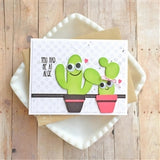 PAPER SMOOCHES: Cacti Dies