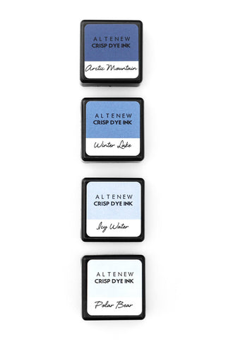 ALTENEW: Mini Dye Ink Cubes 4/pk | Northern Shore